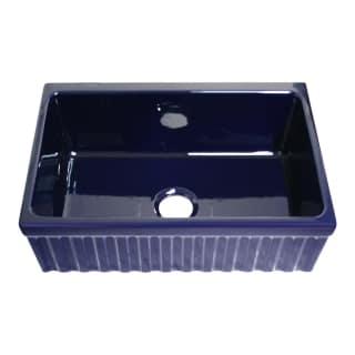 Whitehaus Whq330 Blue Sapphire Blue 30 Quot Quatro Alcove