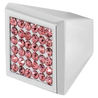 A thumbnail of the Wisdom Stone 4202 Polished Chrome / Pink