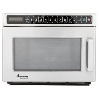 Heavy Duty Stainless Steel Commercial Microwave - 2100W