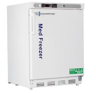 4.2 Cu. Ft. Premier Built-In Solid Door Freezer with Auto Defrost - Left Hinged
