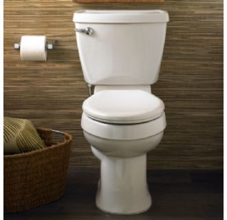 American Standard Fawn Beige Elongated Toilet Seat