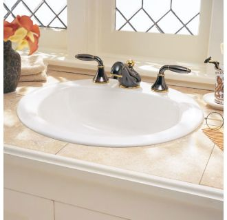 American Standard 0490 156 020 White Rondalyn 19 1 8 Quot Drop