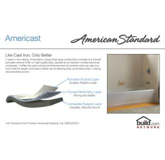 American Standard 2470 102 021 Bone Stratford 66