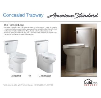 American Standard 2795 204 Toilet Build Com