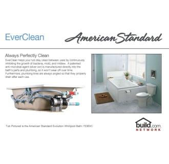 American Standard 3573 018wc 020 White Green Tea 72