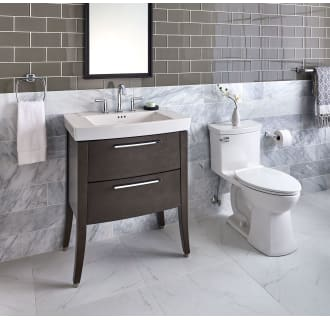 American standard smoked grey townsend 30 - American standard bathroom cabinets ...