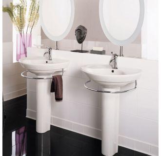 American Standard 0268 100 020 White Ravenna Pedestal