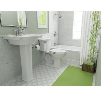 American Standard 0900 001 222 Linen Estate 24 Quot Pedestal