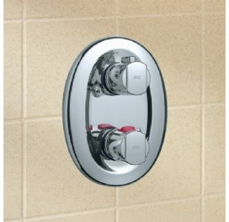 American Standard T050 210 002 Chrome Double Handle 3 4