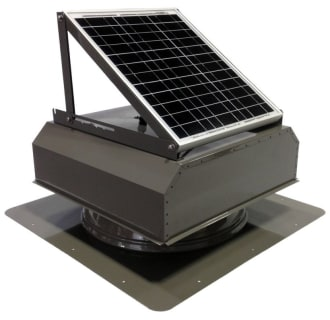 Attic Breeze Ab 2022a Skw Shakewood 1400 Cfm Roof Mount