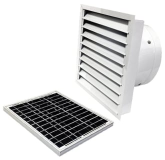 Attic Breeze Solar Attic Fan Ventingdirect Com
