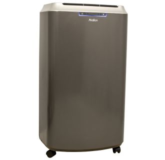 14,000 BTU 525 Square Foot 110-120V Portable Air Conditioner and Heater with InvisiMist Drain Technology