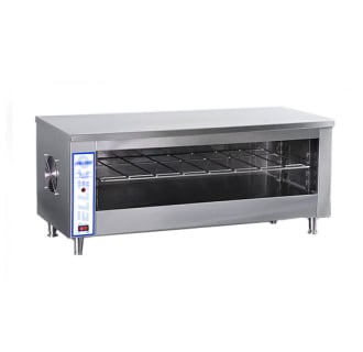 Commercial 35 Countertop Cheesemelter with Plate Activation