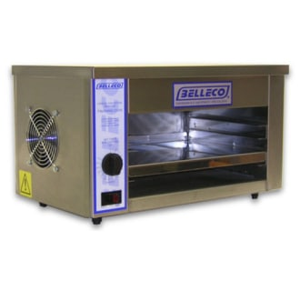 Commercial 13 Countertop Infrared Finishing/Broiler Oven - 120V