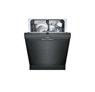 24 Inch Wide 15 Cu. Ft. Energy Star Rated Built-In Dishwasher with LED Remaining Time Display
