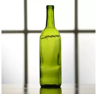 750 ml Emerald Bottle Set of 12