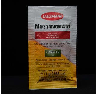 Danstar Nottingham Ale Dry Yeast - 11g