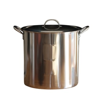 30 Quart Heavy Duty Brew Pot with Lid