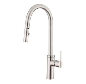 kitchen faucets danze danze pull out kitchen faucet 13211