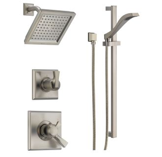 Delta shower systems at for Delta bathroom shower systems