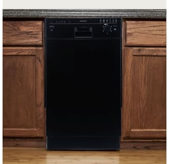 18 Inch Wide 8 Place Setting Energy Star Rated Built-In Dishwasher
