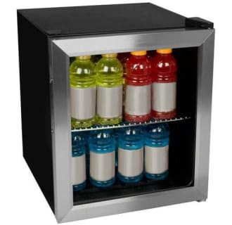 17 Inch Wide 62 Can Beverage Cooler with Extreme Cool