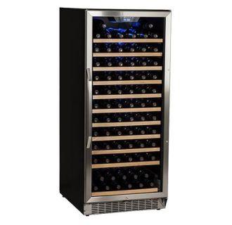 23 Inch Wide 121 Bottle Built-In Wine Cooler