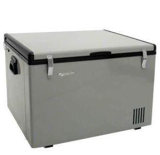 28 Inch Wide 2.1 Cu. Ft. Portable Fridge/Freezer with 12V DC Power Capability