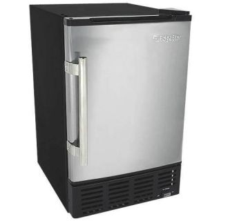 Open Box 15 Inch Wide 6 Lbs. Capacity Built-In Ice Maker with 12 Lbs. Daily Ice Production
