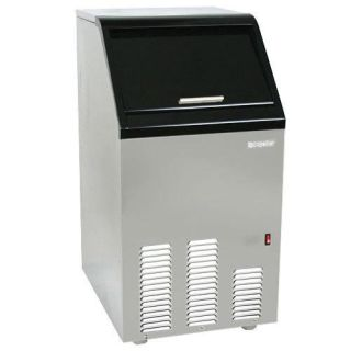 17 Inch Wide 24 Lbs. Capacity Built-In Ice Maker with 65 Lbs. Daily Ice Production