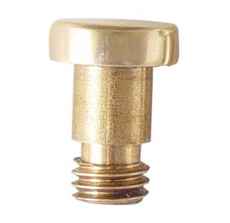 Oil Rubbed Bronze Emtek 2231 4 Length Solid Brass Baseboard Door Stop With Screw
