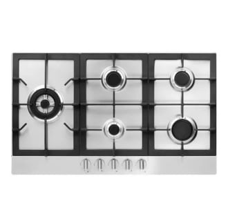 """30"""" Stainless Steel Gas Automatic Re-Ignition Cooktop"""