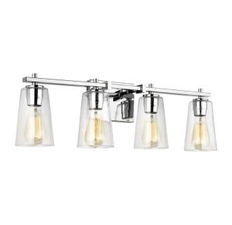 4 Light Nickel Bathroom Lights