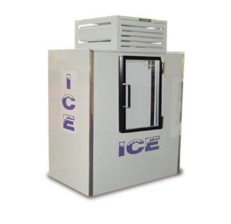 Glass One Door 47 cu. ft. Indoor Ice Merchandiser