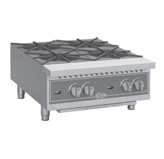 36 Commercial Gas Hot Plate with 6 Burners