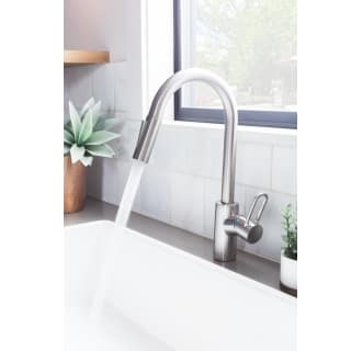 Hansgrohe 04701805 Steel Optik Talis Loop Single Handle