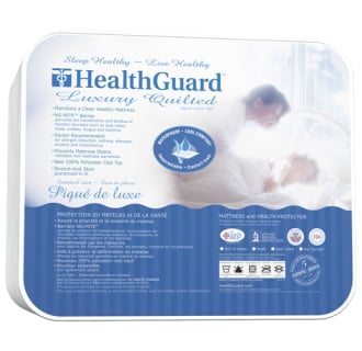 Luxury Quilted Double Mattress Protector