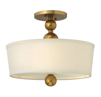 Semi Flush Ceiling Lights At Lightingdirect Com