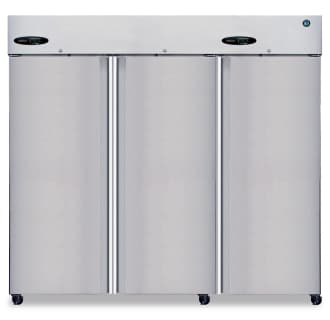 73.3 Cu. Ft. Solid Door Reach- In Refrigerator