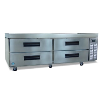 Low-Profile Refrigerated Equipment Stand