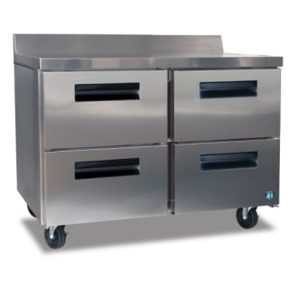 Worktop Refrigerator with 4 Drawers