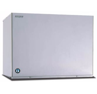 48 Inch Wide 2482 lbs Daily Ice Production Water-Cooled Modular Commercial Ice Machine - Less Storage Bin