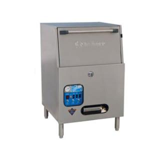 Low-Temp Chemical Sanitizing BarMaster Glasswasher