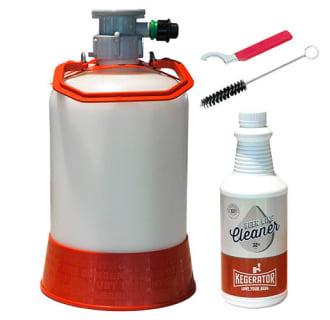 5 Litre Pressurized Beer Line Cleaning Kit - D System