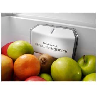 Kitchenaid Side By Side Refrigerators Kbsn602e