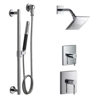 Kohler Double Handle Shower Systems At Faucetdirect Com