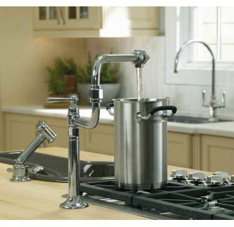 Kohler K 7344 4 Bs Brushed Stainless Independent Kitchen