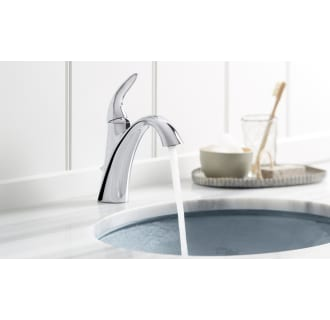 Kohler K 45800 4 Bn Vibrant Brushed Nickel Alteo Single