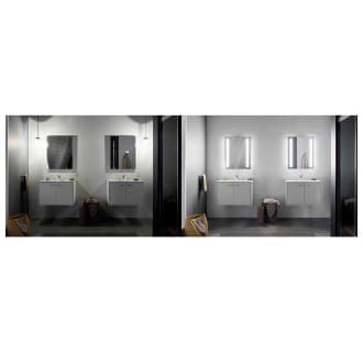 Kohler K 99573 Tl Na N A Verdera 33 Quot X 40 Quot Lighted Wall