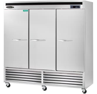 72 Cu. Ft. Triple Door Reach-In Freezer